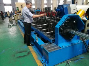 8.1.4.1 Cable tray machine (2)