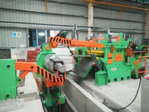 10.1.2.4 Middle guage slitting line (1)