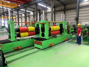10.1.2.4 Middle guage slitting line (9)