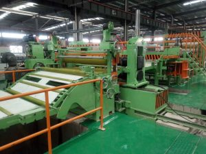 10.1.2.6 Middle guage slitting line (4)