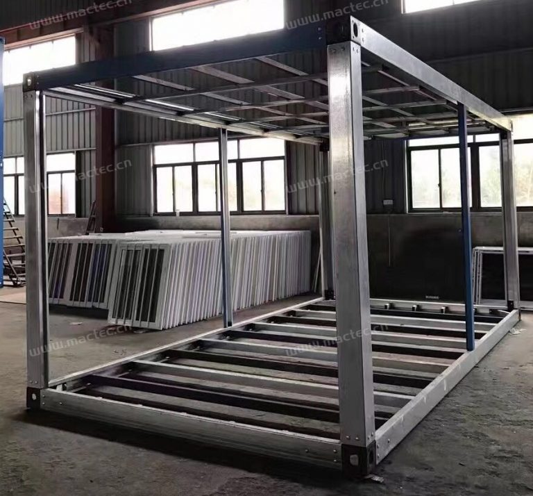 5.6.7.2 Container house other panel machine (2)