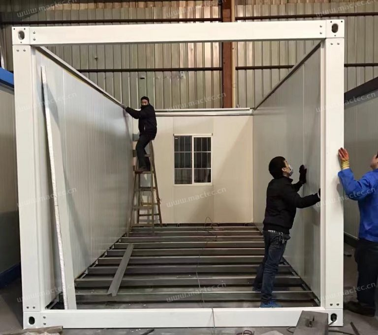 5.6.7.2 Container house other panel machine (3)